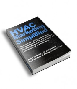 HVAC Marketing Simplified Book