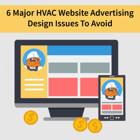6 HVAC Website Design Issues To Avoid Like The Plague